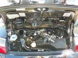 1999 Porsche 911 Carrera Cabriolet 3.4 Liter DOHC 24V VarioCam Flat 6 Cylinder Engine