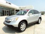 2009 Alabaster Silver Metallic Honda CR-V EX-L #50191421