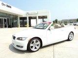 2010 Alpine White BMW 3 Series 335i Convertible #50191426