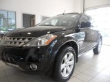 2007 Super Black Nissan Murano SL AWD #50191672