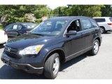 2009 Crystal Black Pearl Honda CR-V LX 4WD #50191214