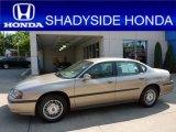 2001 Sandrift Metallic Chevrolet Impala  #50191216