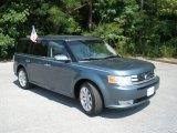 2010 Steel Blue Metallic Ford Flex Limited #50191680
