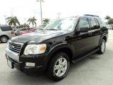 2009 Ford Explorer Black