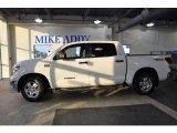 2008 Super White Toyota Tundra SR5 CrewMax #50191337