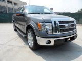 2011 Sterling Grey Metallic Ford F150 Lariat SuperCrew #50191340