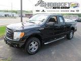 2010 Tuxedo Black Ford F150 STX SuperCab 4x4 #50191459
