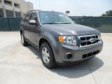 2011 Sterling Grey Metallic Ford Escape XLS #50191346