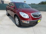 2010 Red Jewel Tintcoat Buick Enclave CXL AWD #50191350