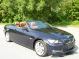 2008 Monaco Blue Metallic BMW 3 Series 335i Convertible #50230921