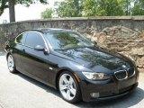 2007 Jet Black BMW 3 Series 335i Coupe #50230922