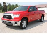 2007 Radiant Red Toyota Tundra SR5 Double Cab #50230594