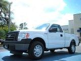2011 Oxford White Ford F150 XL Regular Cab #50230927