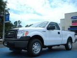 2011 Oxford White Ford F150 XL Regular Cab #50230930