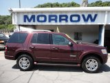 2006 Dark Cherry Metallic Ford Explorer Limited 4x4 #50230936