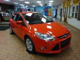 2012 Race Red Ford Focus SE Sedan #50230946