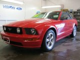 2005 Torch Red Ford Mustang GT Premium Convertible #50231412