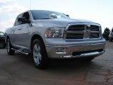 2011 Bright Silver Metallic Dodge Ram 1500 Big Horn Crew Cab 4x4 #50231275