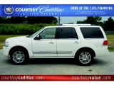 2007 White Chocolate Tri-Coat Lincoln Navigator Ultimate #50231284