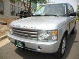 2005 Zambezi Silver Metallic Land Rover Range Rover HSE #50231305