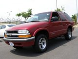 2001 Chevrolet Blazer LS Data, Info and Specs