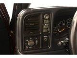 2000 Chevrolet Silverado 1500 LS Regular Cab 4x4 Controls