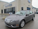 2010 Sterling Grey Metallic Ford Fusion SEL #50231048