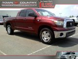 2007 Salsa Red Pearl Toyota Tundra SR5 TRD Double Cab #50268502