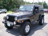 2006 Jeep Wrangler Black