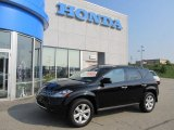 2007 Super Black Nissan Murano S AWD #50268119