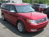 2011 Ford Flex Limited Data, Info and Specs