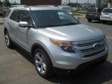 2011 Ingot Silver Metallic Ford Explorer Limited #50268327