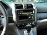 2009 Honda CR-V LX 4WD Controls