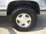 GMC Yukon 1995 Wheels and Tires