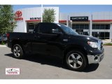 2007 Black Toyota Tundra SR5 Regular Cab #50267974