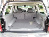 2003 Ford Explorer Sport XLT Trunk