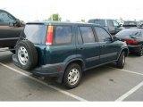 1998 Honda CR-V Cypress Green Pearl