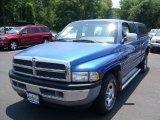1996 Dodge Ram 1500 Brilliant Blue Pearl