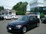 2008 Monaco Blue Metallic BMW 3 Series 328xi Sedan #50230882