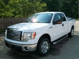 2011 Oxford White Ford F150 XLT SuperCab #50268567