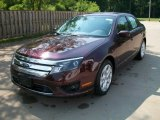2011 Bordeaux Reserve Metallic Ford Fusion SE #50268568