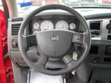 2007 Dodge Ram 3500 Lone Star Quad Cab Dually Steering Wheel