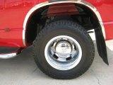 2007 Dodge Ram 3500 Lone Star Quad Cab Dually Wheel