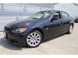 2008 Monaco Blue Metallic BMW 3 Series 335xi Sedan #50268013