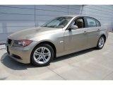 2008 Platinum Bronze Metallic BMW 3 Series 328xi Sedan #50268014