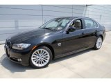 2010 Jet Black BMW 3 Series 335i xDrive Sedan #50268018
