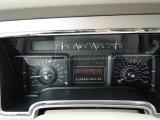 2008 Lincoln Navigator L Limited Edition Gauges