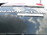 2008 Lincoln Navigator L Limited Edition Marks and Logos