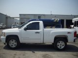2007 Chevrolet Silverado 1500 LT Z71 Regular Cab 4x4 Data, Info and Specs