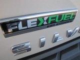 2011 Chevrolet Silverado 1500 LT Regular Cab Marks and Logos